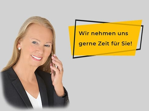 Frau Stephan, Inhaberin